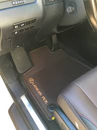 lexus stevens creek internet sales price of oem all weather floormats and roof rack page 2