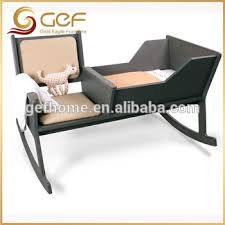 new born baby rocking crib shaking baby bed with chair gef bb 121