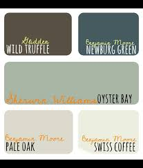 ok this is by far my favorite color palette for the house keeping