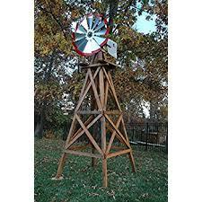 shine company decorative windmill garden