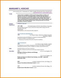 profile section resume how to write a professional profile resume