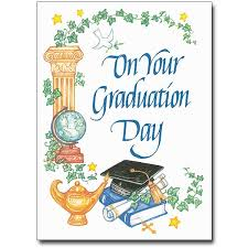 graduation cards on your graduation day graduation card