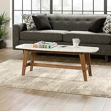 coffee table accent tables living room furniture the home depot harvey park fine walnut coffee table