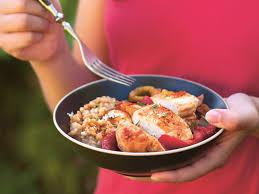 petit de cuisine poulet basquaise au petit épeautre recettes