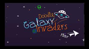 doodle galaxy invaders doodle galaxy invaders