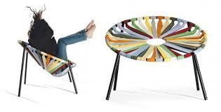 contemporary chairs from velichko velikov unique furniture design