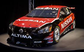 cars nissan altima nissan altima v8 supercar unveiled photos 1 of 9