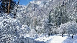 winter houses snow beautiful xmas bright four bridges winter