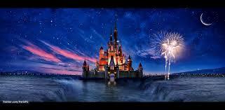 Disney Castle Wall Mural Disneyland Wallpaper Wallpapers Browse