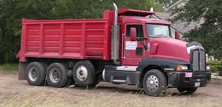 dump truck 5 common dump trucks for construction projects