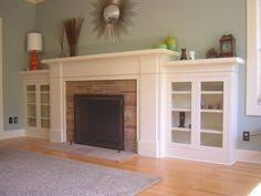 Fireplaces With Bookshelves by Going To Do Something Like This To Our Fireplace The Living Room
