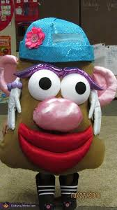 Potato Head Halloween Costume 42 Halloween Costumes Glasses Images