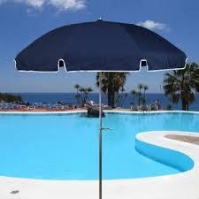 blue patio umbrellas home design ideas and pictures