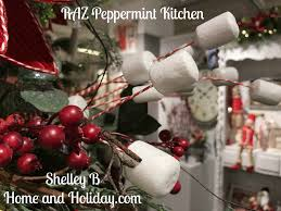 raz peppermint kitchen christmas collection shelley b home and