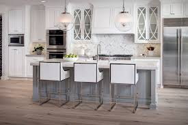 dove grey paint kitchen cabinets i like the gray island and some pattern on the cabient