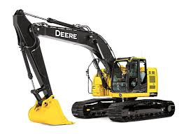 construction class excavators for sale john deere ca