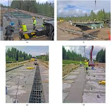 Journal Of Light Construction by Prefabricated Bridge Construction Across Europe And America