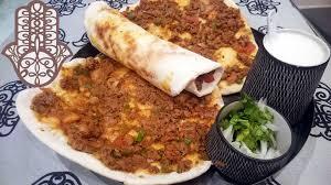 cuisine turque facile pizza turque lahmacun