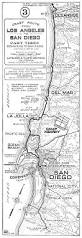 San Diego Map Of Hotels by El Camino Real 1906 Maps And Directions Oceanside To San Juan