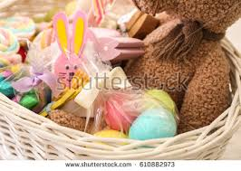 beautiful easter baskets easter basket ideas stock images royalty free images vectors