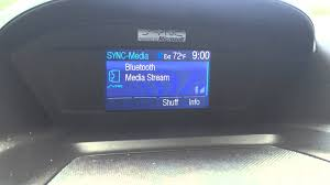 how to set up bluetooth on ford focus ford sync bluetooth fail 2014 escape se sync with myford non