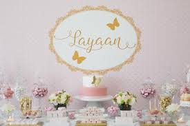 pink and gold cake table decor pink and gold butterfly baby shower baby shower ideas themes games