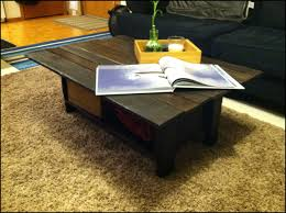 a reason for an orbital sander coffee table from pallets seven
