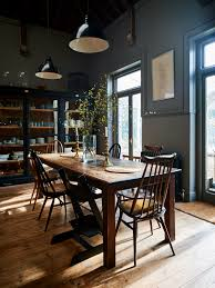 kitchen of the week a kitchen in a rescued billiard hall london english kitchen dining room london theater designer niki turner s remodeled kitchen in a former
