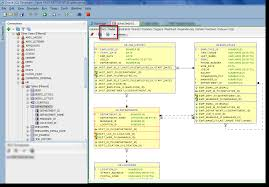 Create Table Oracle Sql How To Generate An Erd For Selected Tables In Sql Developer