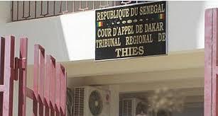 chambre criminelle chambre criminelle de thiès 5 ans de travaux forcés pour la veuve