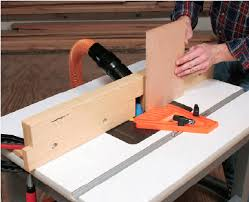 diy router table fence building a wide body router table fence rockler how to