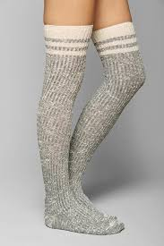 crochet lover over the knees plus the site has socks and