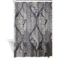 Purple And Brown Shower Curtain White And Purple Shower Curtain Part 29 Elegant Purple And