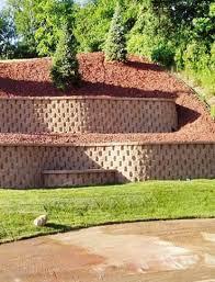 Retaining Wall Designs Home Design Ideas - Landscape wall design
