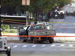 American Flag On Truck 2017 New York City Truck Attack Wikipedia