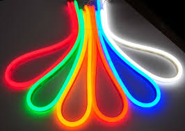 wholesale 5m neon lights led l 24v 110v 220v choose