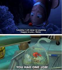Finding Nemo Meme - marlin fails finding nemo know your meme