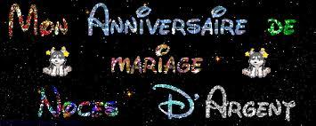 25 ans de mariage anniversaire de mariage 25 ans sgcandme et mes coups de coeur