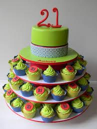 21st birthday cake ideas diy