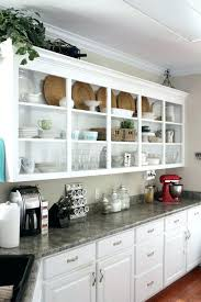 kitchen shelves design ideas shelving in kitchen ideas tandblekning me