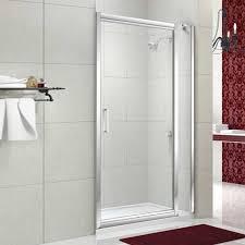 Infold Shower Doors Merlyn 8 Series 1100 Infold Shower Door Inline Panel