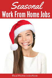 These Work From Home Companies 11 Companies Hiring For Seasonal Work From Home Jobs