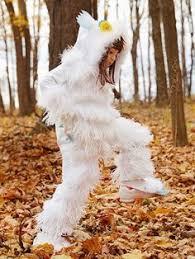 Yeti Halloween Costume Yeti Abominable Snowman Costume Costumes U0027ve Created