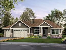 Rambler House Plans   Bedroom Floor Ranch On With - Rambler home designs