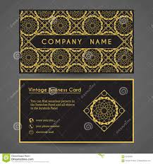 vector business card template stock vector image 62456901