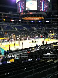 staples center floor plan staples center section 113 home of los angeles kings los