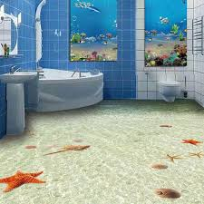 Plastic Bathroom Flooring by Online Get Cheap Floor Tiles Photos Aliexpress Com Alibaba Group