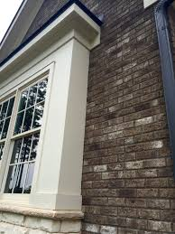 arh plan castleberry exterior 34 brick u003d boral savannah gray
