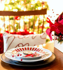Dining Room Table Settings Ideas by Red U0026 White Christmas In The Dining Room It All Started With Paint