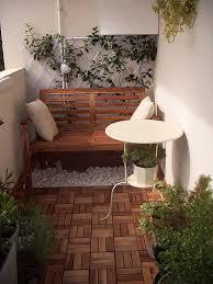 ikea runnen hack ideas para terrazas pequeñas ideas depto nuevo pinterest